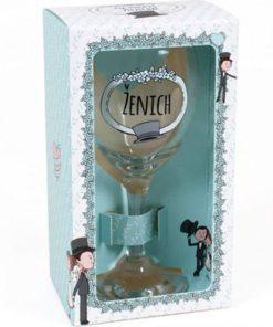 Svatební sklenička pro ženicha