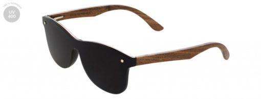 Weargepetto Sluneční brýle dřevěné unisex