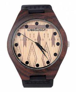 Dřevěné hodinky Ellenbrook