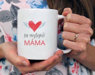 Personalizovaný hrníček pro mámu