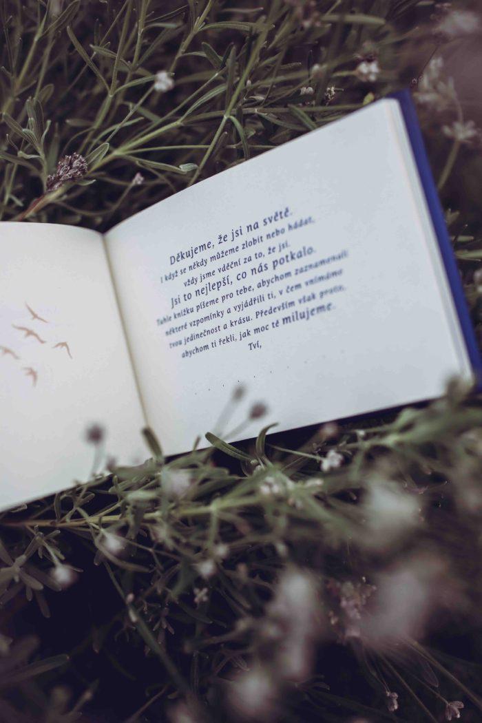 Personalizovaný dárek pro děti od 6- 60 let: Kniha Do života
