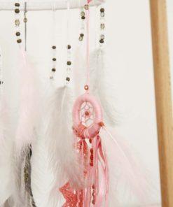 Růžový dětský kolotoč SWEET DREAMS