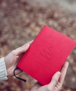 Personalizovaný romantický dárek - kniha s 365 důvody proč milujete