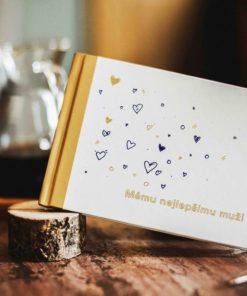 Personalizovaný dárek pro muže: kniha mému nejlepšímu muži