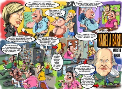 Komiks na zakázku