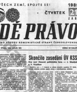noviny na míru -Personalizované noviny z data narození