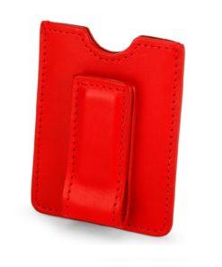 Pouzdro na karty s money clipem