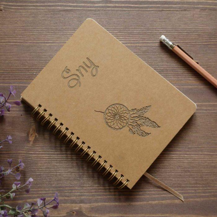 zápisník personalizovaný boboblok