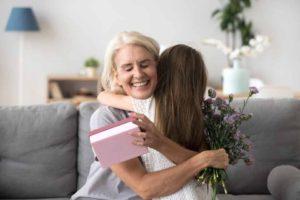 článek - tipy na dárky pro babičku