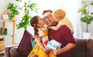 Dárek pro tátu ke dni otců