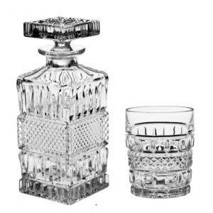 luxusní karafa na alkohol