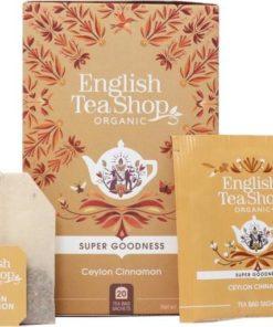 Cejlonská skořice English Tea Shop