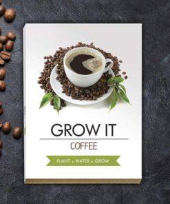 Set na pěstování kávy Grow it