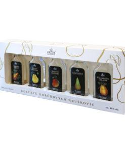 Kolekce odrůdových Hruškovic