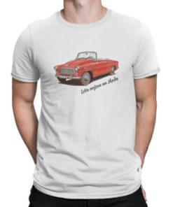 Originální tričko Léta nejsou na škodu