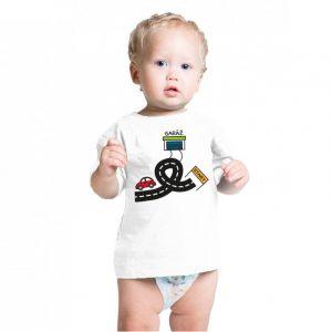 Tričko pro malé závodníky