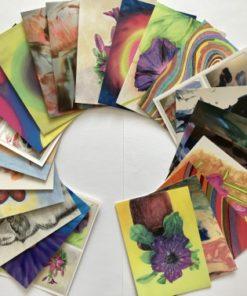Autorské pohlednice