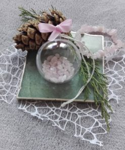 DIY náramek z růženinu