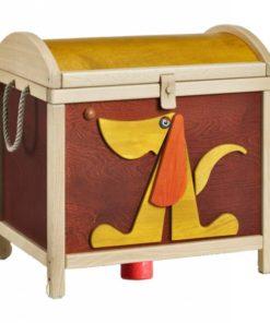 Trihorse Truhla dětská pes