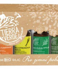 Tierra Verde Sada BIO silic - Pro zimní pohodu