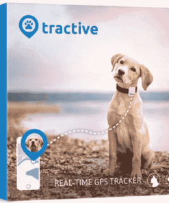 tracker na hlídání psa