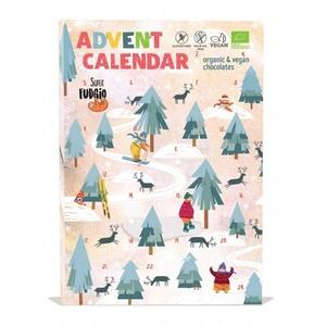 Zdravý adventní kalendář