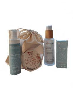 Dárkový kosmetický balíček pro zralé ženy