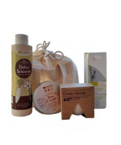 Dárkový kosmetický balíček pro mladé dámy