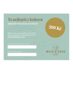dárková poukázka wildcoco-min