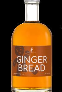 Likér Ginger Bread s chutí Vánoc