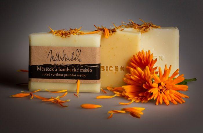 Ručně dělané měsíckové mýdlo - Mylenka