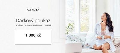 aastratex poukaz na nákup