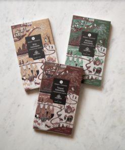 netradiční čokoláda bio fairtrade