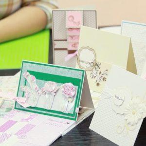Cardmaking – výroba přáníček pro každou příležitost