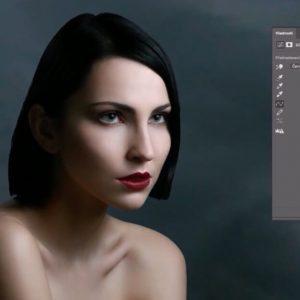 Jak na retuš portrétu od A po Z a Lightroom zdarma
