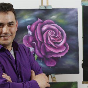 Online kurz - Jak malovat květiny -