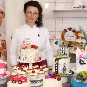 kurz zdobení dortů