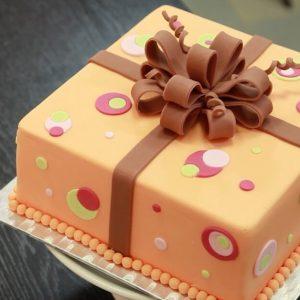 Online kurz - Zdobení dortů
