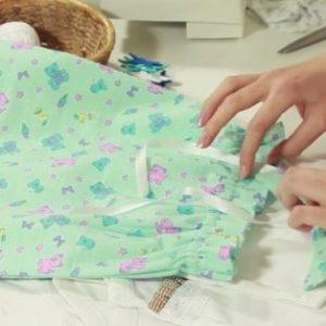 Online kurz - Šití výbavičky pro miminko