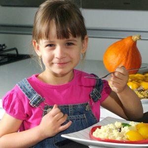 Vaříme zdravě pro děti