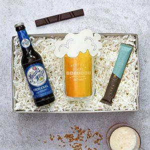 Dárková krabička SABLIO - Pro tatínka pivaře