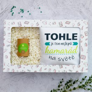 Dárková krabička SABLIO - Pro kamaráda