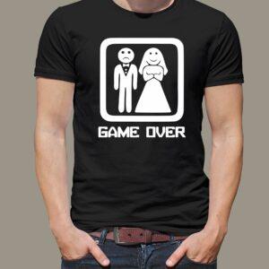 Pánské tričko na rozlučku se svobodou