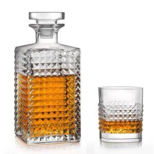 set karafy na whisky
