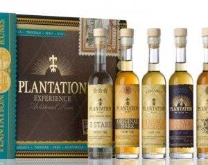 dárková degustační sada karibských rumů
