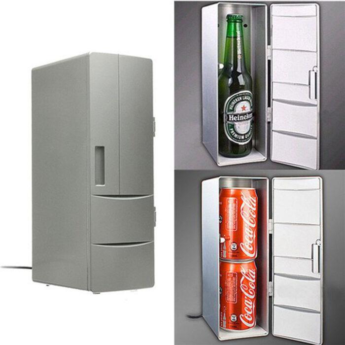 usb lednička k počítači
